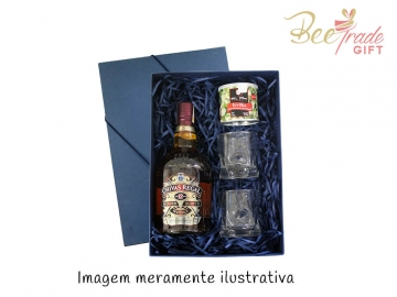 Kit Whisky Chivas Regal - BV688